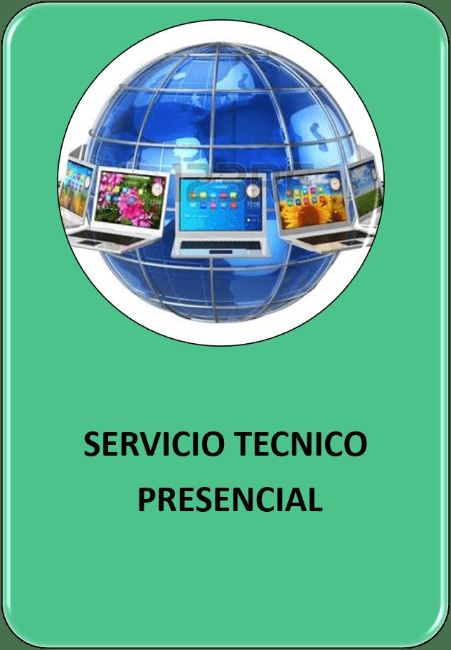 Servicio Técnico Presencial