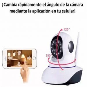 cámara robótica ip wifi yoose