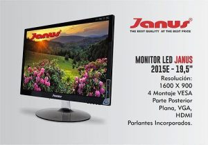 COMPUTADORA JANUS AMD RYZEN 3