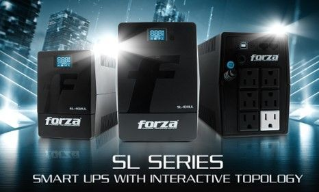 UPS marca Forza