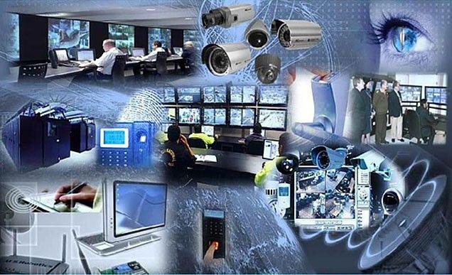 instalacion de cámaras de seguridad